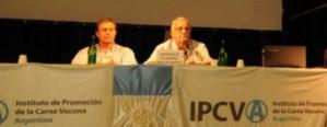 Seminario ganadero del IPCVAen Río Cuarto