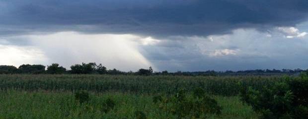 Las lluvias continuarán hasta el otoño