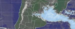 Las lluvias se retiran de Entre Ríos con destino al norte