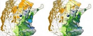 Franja este continúa expuesta a los excesos hídricos