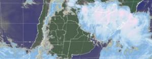 Las tormentas se desplazaron al norte del país