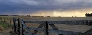 Las lluvias volverían a la región pampeana el fin de semana