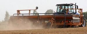 La producción de maquinaria agrícola sigue en alza