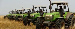 Importaciones de tractores, ingresaron más de 3100 equipos