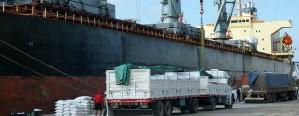 Se frena exportación de arroz desde Concepción del Uruguay