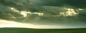 Las lluvias siguen modestas sobre gran parte del país