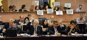 Diputados dio media sanción al Consenso Fiscal