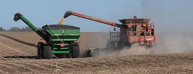 Cayó la participación del Estado en la renta agrícola
