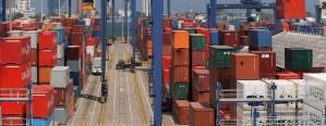 Las exportaciones cayeron 5% en noviembre