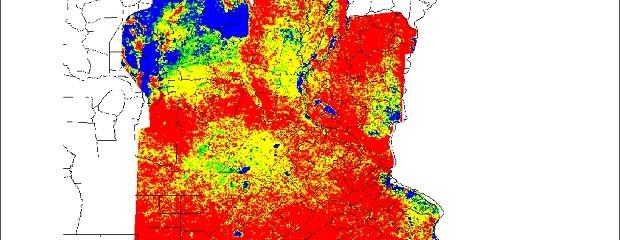 Los suelos al rojo vivo y sin perspectivas de precipitacion